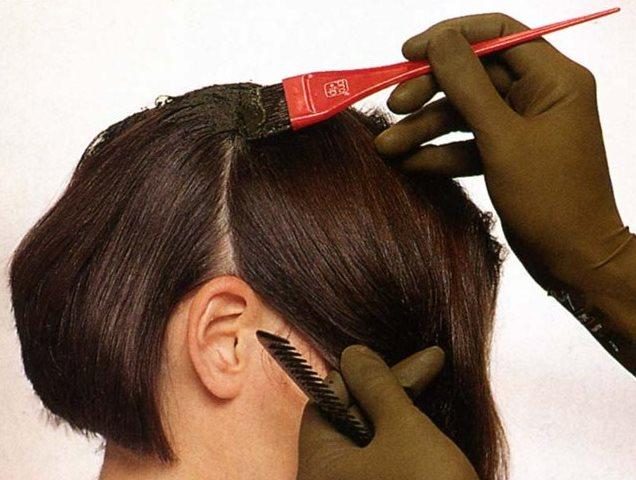 Фото окрашивания волос хной с отзывами