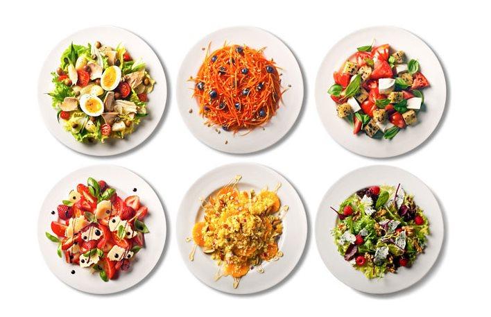 Фото салатов для похудения в домашних условиях с отзывами