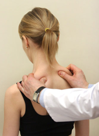Остеохондроз - массаж при остеохондрозе