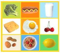 ТАБЛИЦА КАЛОРИЙНОСТИ продуктов и готовых блюд - Калорийность продуктов питания