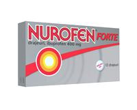 НУРОФЕН - Ибупрофен (Ibuprofenum)