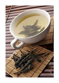 Зеленый ЧАЙ - Green TEA