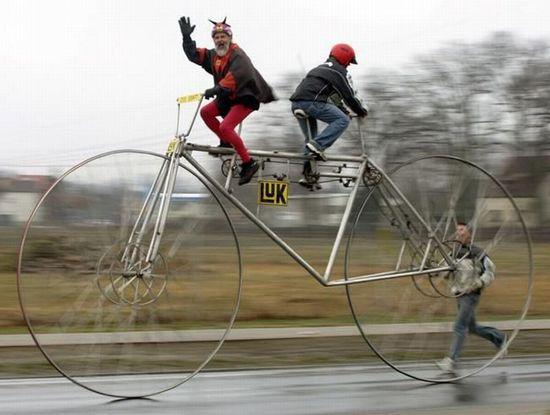 Полезен ли велосипед для похудения?