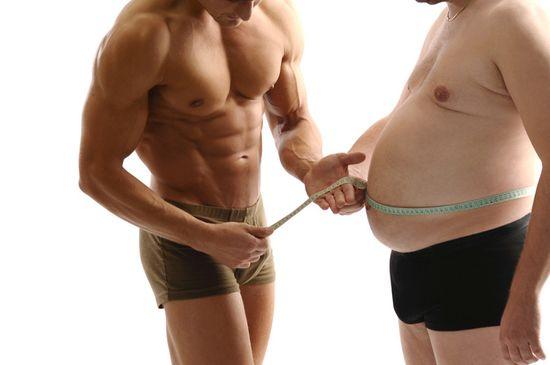Как быстро похудеть мужчине за неделю
