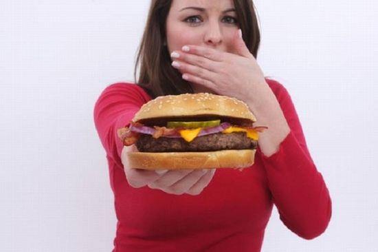 от каких продуктов отказаться чтобы похудеть список