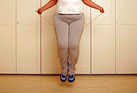 как похудеть на скакалке за неделю