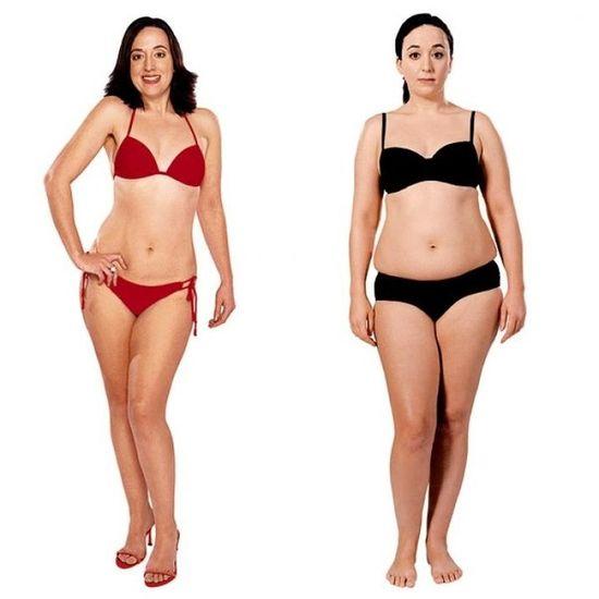 похудеть 10 кг за месяц