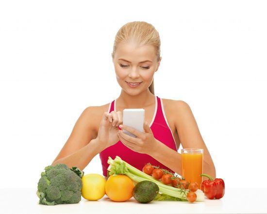 Норма калорий в день для женщины — диета