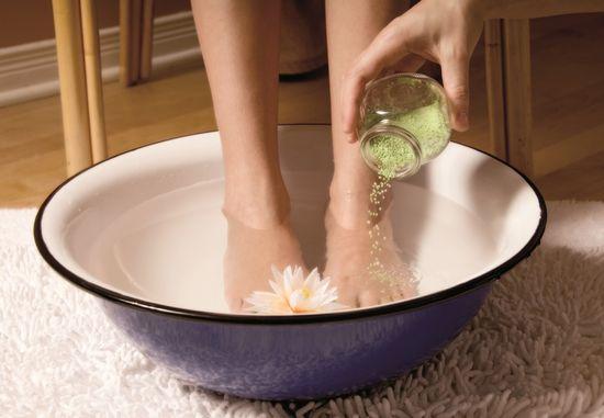 Ванна с морской солью для похудения. Отзывы