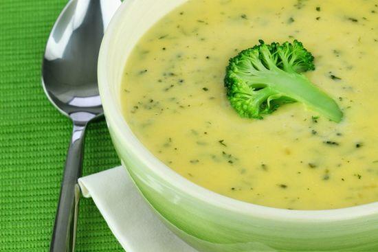 Вкусные и полезные супы для похудения