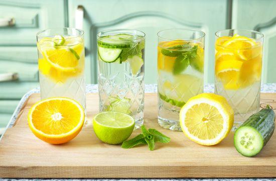 Полезные соки для похудения