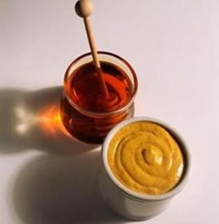 Мед с горчицей для похудения. Обертывания