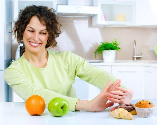 как составить рацион питания для похудения онлайн