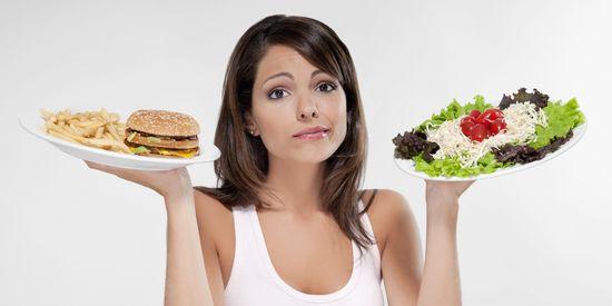 Абсолютно здоровое питание для похудения