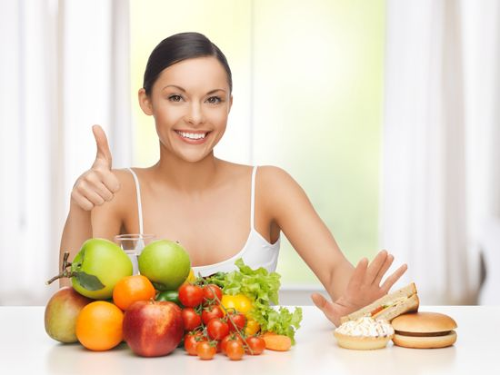 как похудеть без диет и правильного питания
