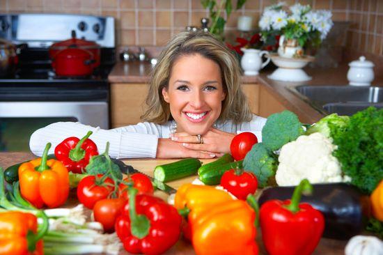 Похудеть с овощами и мясом — как?
