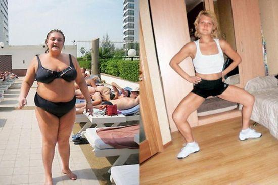 Диета на год для похудения