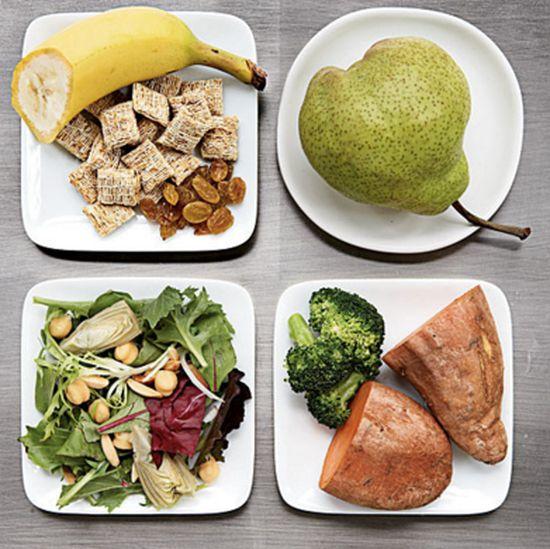 Пищевой квадрат