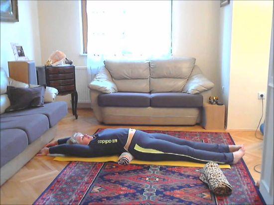 Лежим и худеем