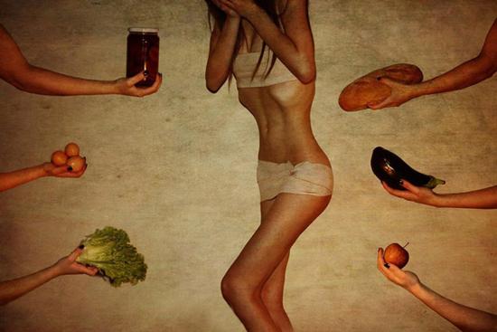 Диета и анорексия: когда что-то пошло не так