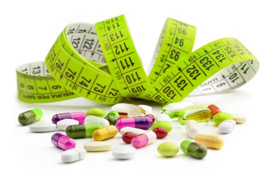 Таблетки от жира в организме