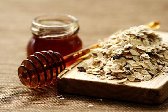 Рецепты овсянки с медом и орехами для похудения
