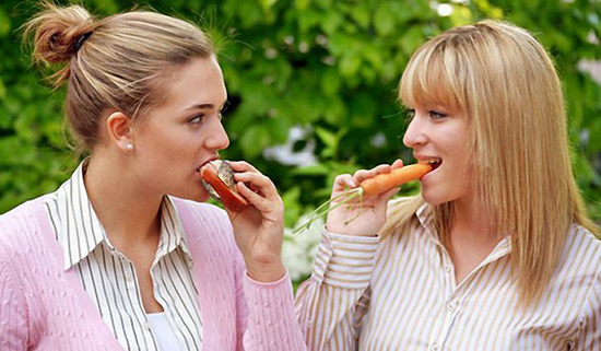 Простые блюда раздельного питания для похудения