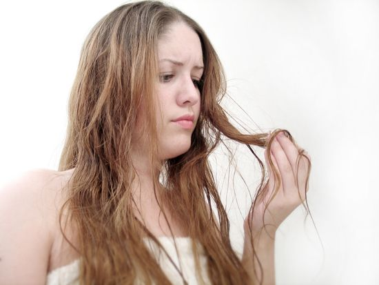 Средства по уходу за длинными волосами
