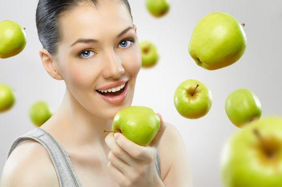 Диета яблочная