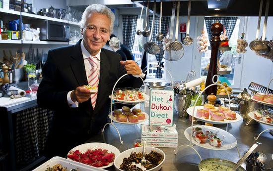 Дюкан Пьер и его диета