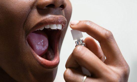 Плохой запах изо рта галитоз