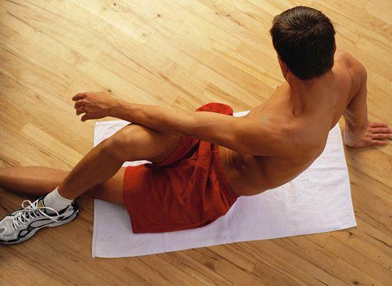 Повышение потенции у мужчин с помощью специальных упражнений