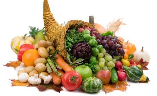 Правильное питание — меню для похудения