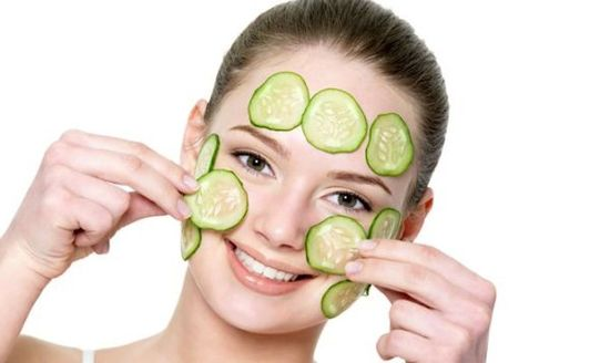 Огуречная маска для лица: рецепты красоты