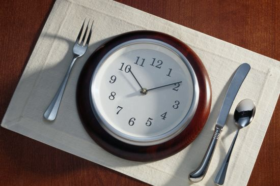 Диета по часам — эффективная