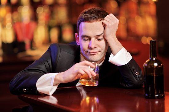 Потенция и алкоголь