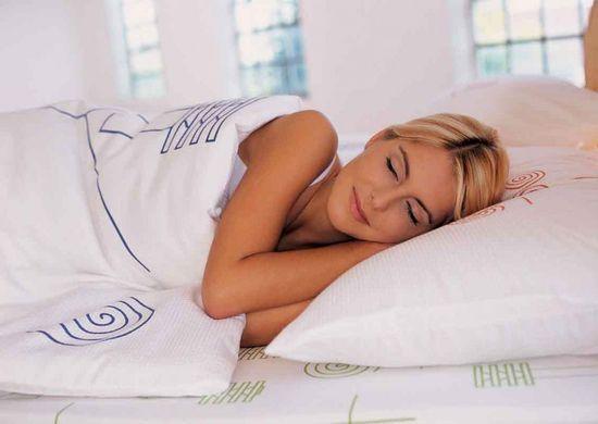 Здоровый сон — влияние постели