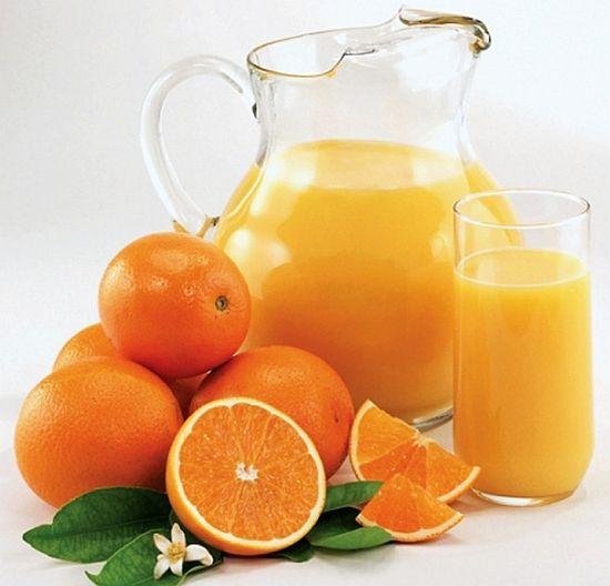 Апельсин и стройность