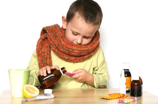 Обструктивные бронхиты у детей