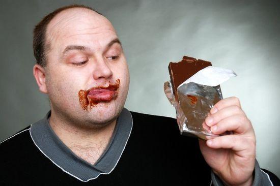 Нервные болезни и шоколад