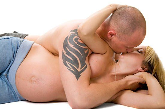 Can you have pain during sex in early pregnancy